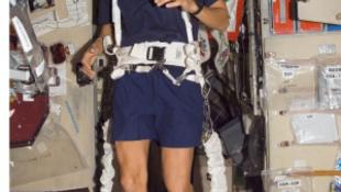 Az űrben tartják meg saját olimpiájukat