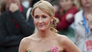 Kikelt magából J.K.Rowling