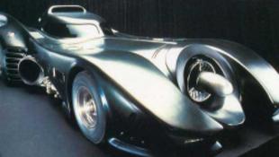 Eladó az eBay-en a Batmobile