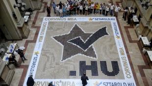 Guiness-rekordot döntöttek magyar diákok