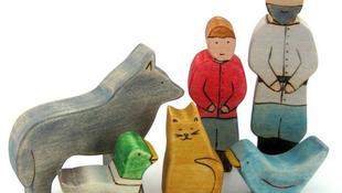 Jancsi, Péter, Juliska és az állatok