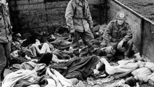 Ismeretlen fotósorozatot azonosítottak Dachauról