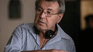 Életműdíjat kapott Milos Forman