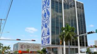 Műemlékké nyilvánították a miami Bacardi-irodaházakat