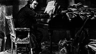 Szívritmus zavara miatt írt ennyire izgalmas zenéket Beethoven