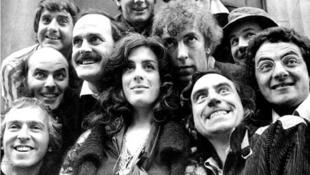 Elkelt az összes Monty Python-jegy