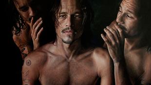 Heath Ledger utolsó portréja