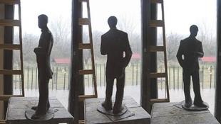 A Kosztolányi-szoborért