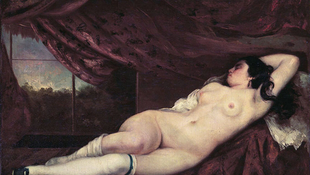 Courbet-festményt vásárolhatott Magyarország