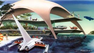 A jövő, ahogy évtizedekkel ezelőtt láttuk