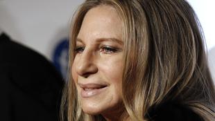 Hatalmas elismerésben részesül Barbra Streisand
