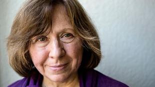 Fehérorosz író kapta a német könyvszakma Békedíját