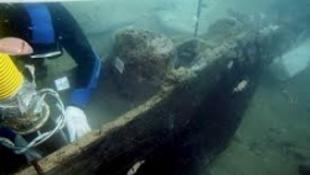 Ókori hajóroncsokra bukkantak Törökország partjainál