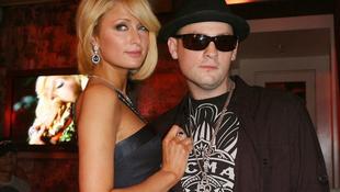 Britney Spears Paris Hilton expasijával kavar