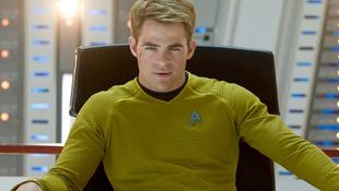 Megbírságolták Kirk kapitányt