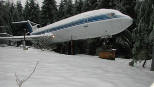 Egy repülőgép gyomrában leltek rá az öregúrra