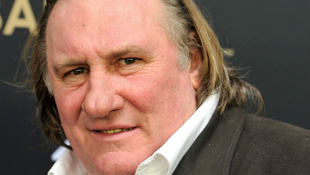 Komoly pénzbírságot róttak ki Depardieu-re