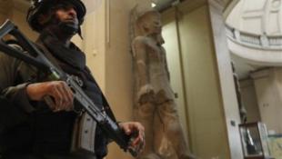 Szemetes mellett találták meg a felbecsülhetetlen értékű szobrot