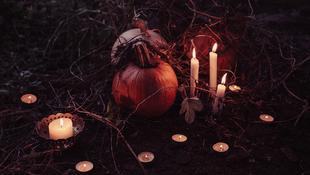 Töklámpás vagy temetői mécses?