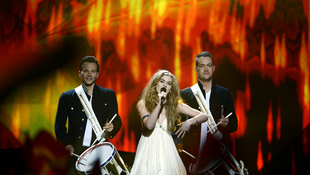 Tizedik lett ByeAlex az Eurovízión