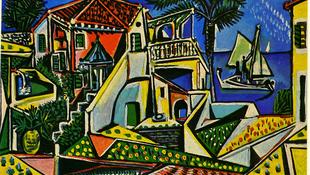 Rekorder lett a Picasso-kép