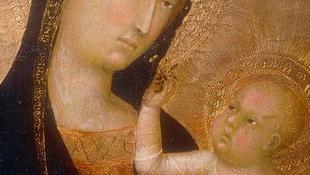 Nácik által elrabolt festményeket adtak vissza