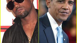 Obama leidiótázta a rappert