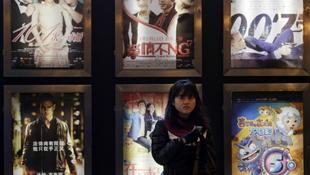 Kína mégis fizet Hollywoodnak