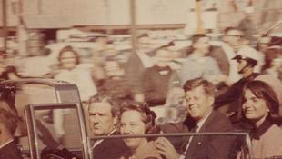 Amatőr fotók a Kennedy-gyilkosságról