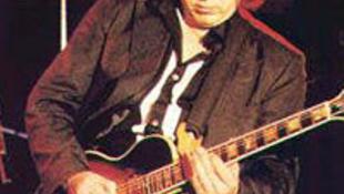 60 éves Mick Taylor