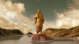 Készül a világ legmagasabb szobra