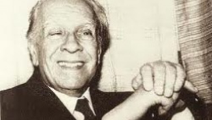 Jorge Luis Borges ismeretlen soraira bukkantak