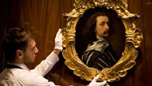 Egész Anglia harcol a Van Dyck-képért