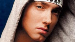 Eminem nagy almafába vágta a fejszéjét