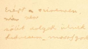 A megtalált József Attila vers, avagy egy antikvárius titkai