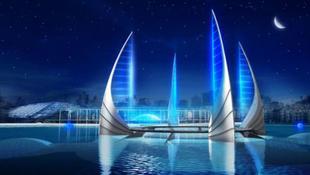 Víz alatti múzeumot építenek Alexandriában