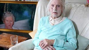 Idén 105 éves Ida Pollock