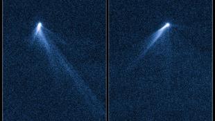 Üstökösre hasonlító kisbolygót fedeztek fel