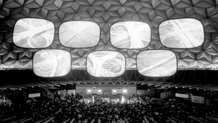 Az űrben tervezi következő kiállítását a művész