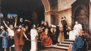 Nem maradhat együtt Munkácsy Krisztus-trilógiája