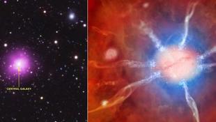 Rendkívül termékeny csillaggyárra bukkantak