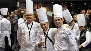 Döntőben a magyarok: vajon mit főznek ki?