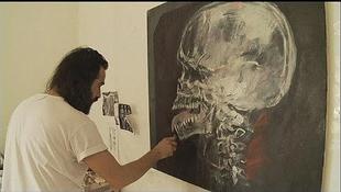 Erőszak és művészet Szíriában