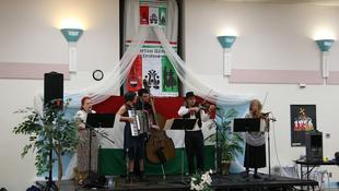Amerikai magyar fesztiválok sztárjai lettünk