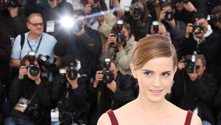 Emma Watson thrillert forgat