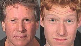 Ryan O'Neal fiával kábítószerezik?