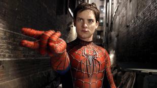 A főszereplő kiszáll a Pókemberből