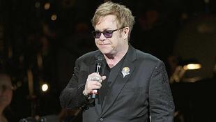 Elhalasztják Elton John legújabb lemezének bemutatóját