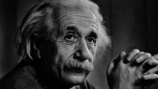 Soha nem látott Einstein-portré került felszínre