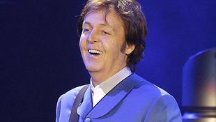 Egyszemélyes koncert Paul McCartney-tól